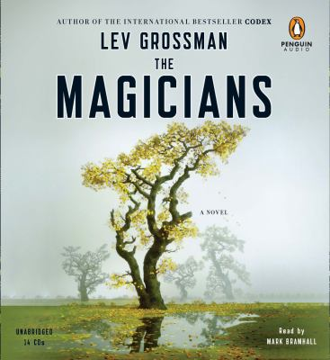The magicians a novel