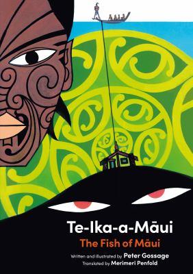 Link to Catalogue record for Te-ika-a-Maui = The fish of Maui