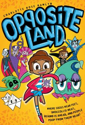 Book cover for  Opqosite land