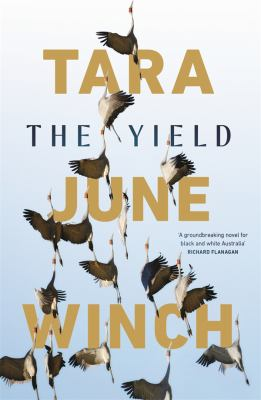 Book cover for The yield