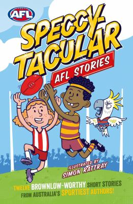 Link to Catalogue record for Speccy-tacular AFL stories