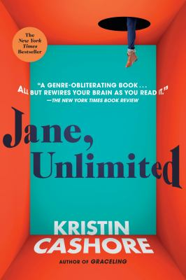 Link to Catalogue record for Jane, Unlimited