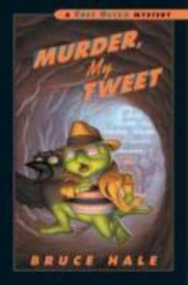 Murder, my tweet: from the tattered casebook of Chet Gecko, private eye