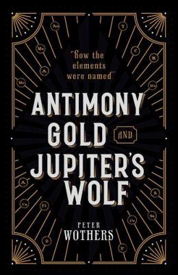 Antimony Gold and Jupiter's Wolf