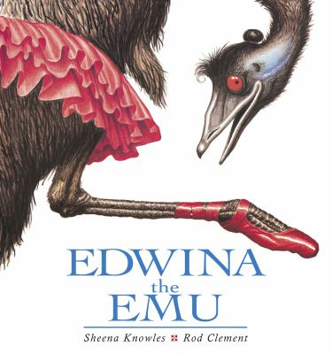 Link to Catalogue record for Edwina the Emu