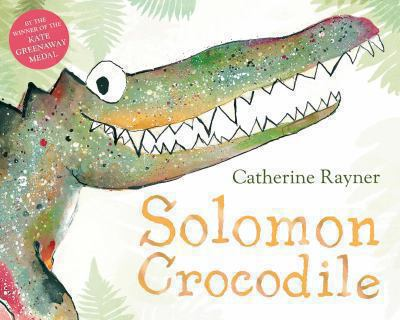 Cover Image for Solomon Crocodile