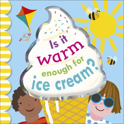 Cover Image for Is it warm enough for ice cream?