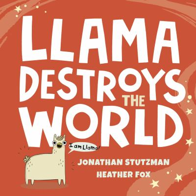 Link to Catalogue record for Llama destroys the world