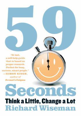59 seconds : think a little change a lot