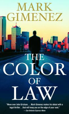 The Color of Law A Novel