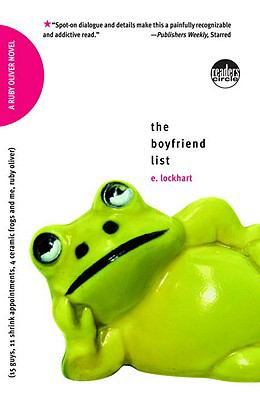 The Boyfriend List (15 Guys, 11 Shrink Appointments, 4 Ceramic Frogs, and Me, Ruby Oliver)