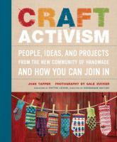 Craft Activism