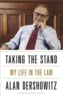 Taking the stand : my life in the law