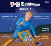 A to Z Mysteries, Books K-N