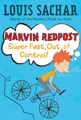 Marvin Redpost super fast, out of control!