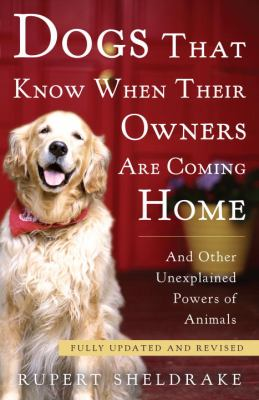 Dogs that know when their owners are coming home: and other unexplained powers of animals