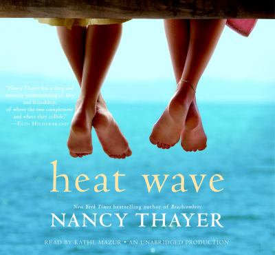 Heat wave [a novel]