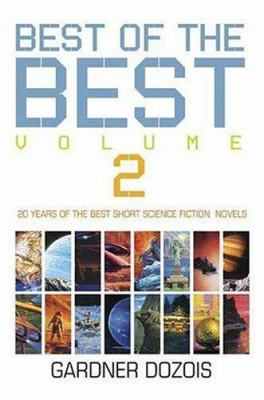 Best of the best, vol. 2: 20 years of the Year's best science fiction