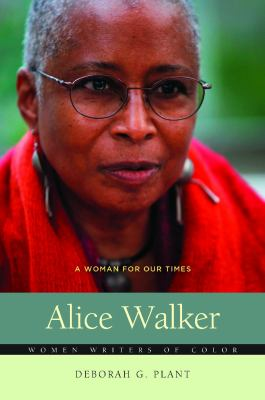 Alice Walker :  a woman for our times