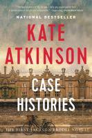 Case Histories a Novel