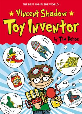 Vincent Shadow, toy inventor