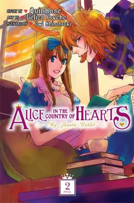Alice in the country of hearts. My fanatic rabbit, Vol. 02