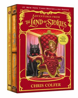 Adventures from the Land of stories : the Mother Goose diaries