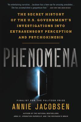 Phenomena : the secret history of the U.S. government's Investiga