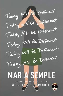 Today Will Be Different [book Club Set]