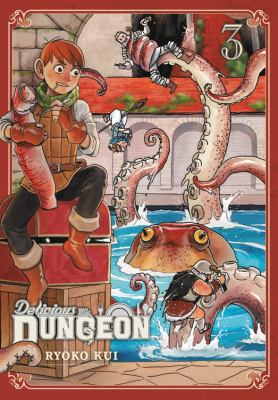 Delicious in dungeon. Vol. 03
