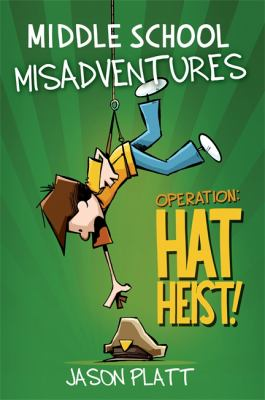 Book cover for Operation : hat heist!