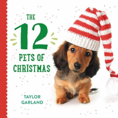 The 12 pets of Christmas