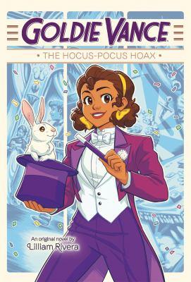 Goldie Vance : the hocus-pocus hoax