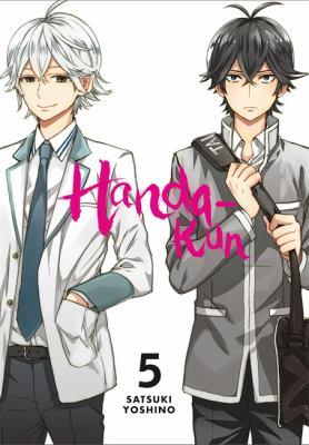 Handa-kun. Vol. 05