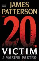 The 20th Victim by Paetro, Maxine