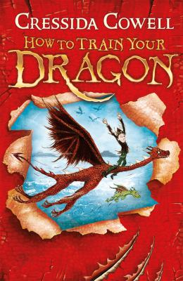 Link to Catalogue record for How to train your dragon