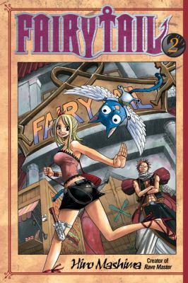 Fairy Tail. Vol. 02, Book of Secrets