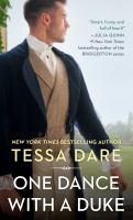 One Dance with a Duke a Novel