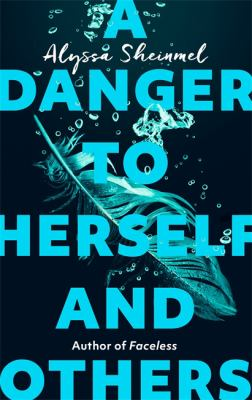 Book cover for A danger to herself and others