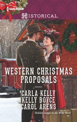 Western Christmas proposals :  Christmas Dance With the Rancher / Christmas in Salvation Falls / the Sheriff's Christmas Proposal