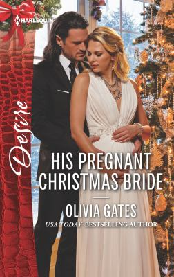His pregnant Christmas bride