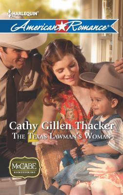 The Texas lawman's woman