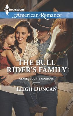 The bull rider's family