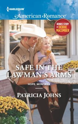 Safe in the lawman's arms