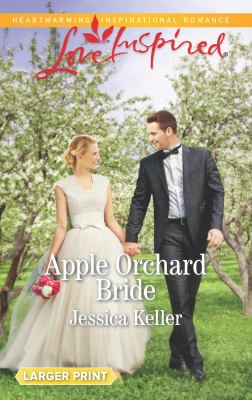 Apple orchard bride