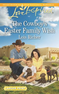 The cowboy's Easter family wish