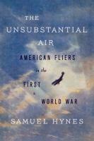 The Unsubstantial Air