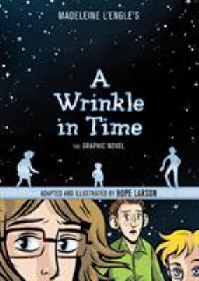 Cover Image for A wrinkle in time : the graphic novel