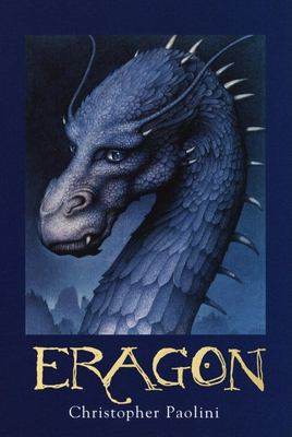 """Book Cover - Eragon"""" title=""""View this item in the library catalogue"""