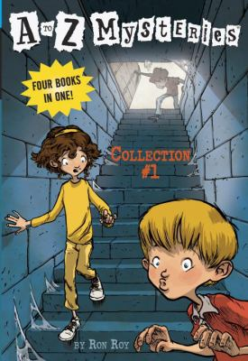 A-Z Mysteries Collection. #1